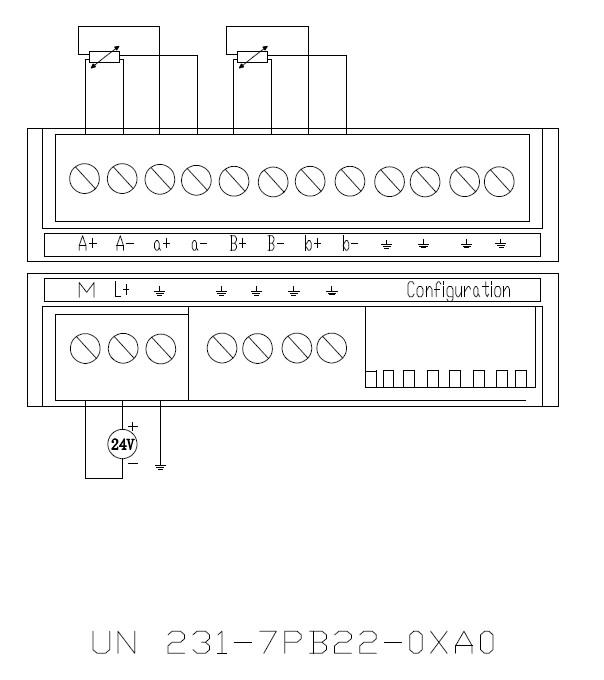 热电阻: pt100